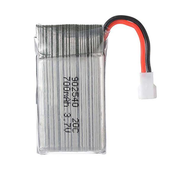 باتری لیتیومی 700 میلی آمپر مدل Syma بسته دو عددی