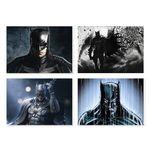 پوستر طرح بتمن کد A-2208- Batman مجموعه 4 عددی