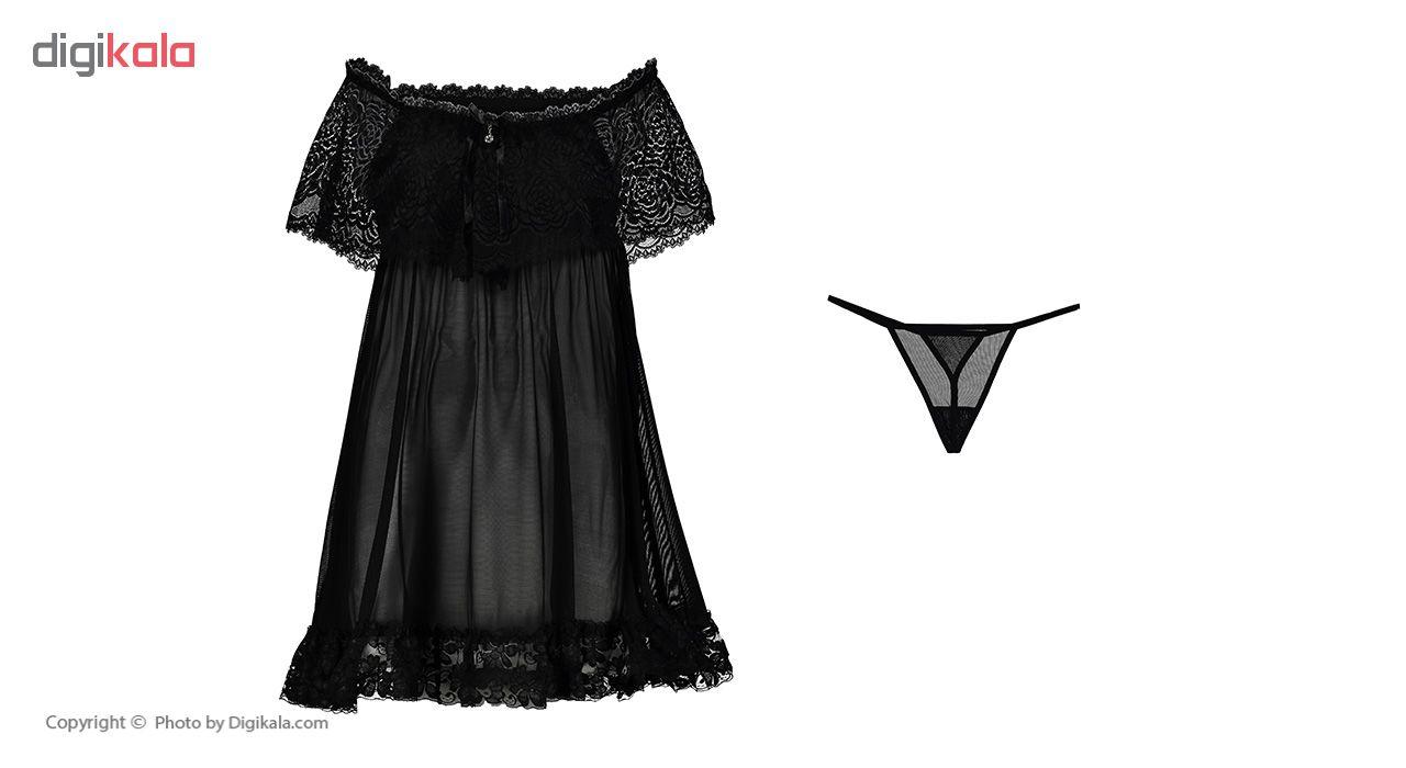 لباس خواب زنانه مدل 1238 B