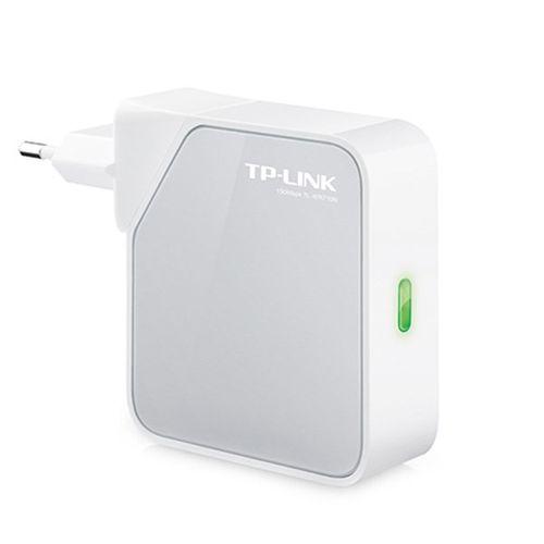 روتر جیبی وای-فای/اکسس پوینت/TV Adapter/رپیتر تیپی-لینک مدل TL-WR710N