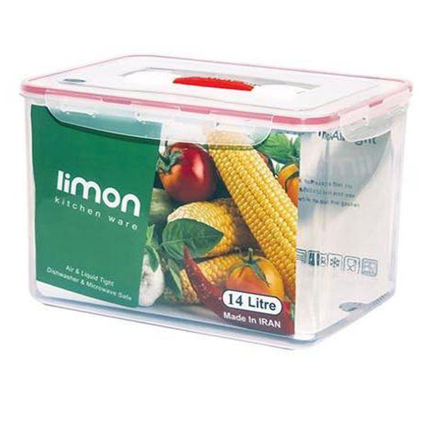 ظرف نگهدارنده لیمون مدل 82835 ظرفیت 14 لیتر