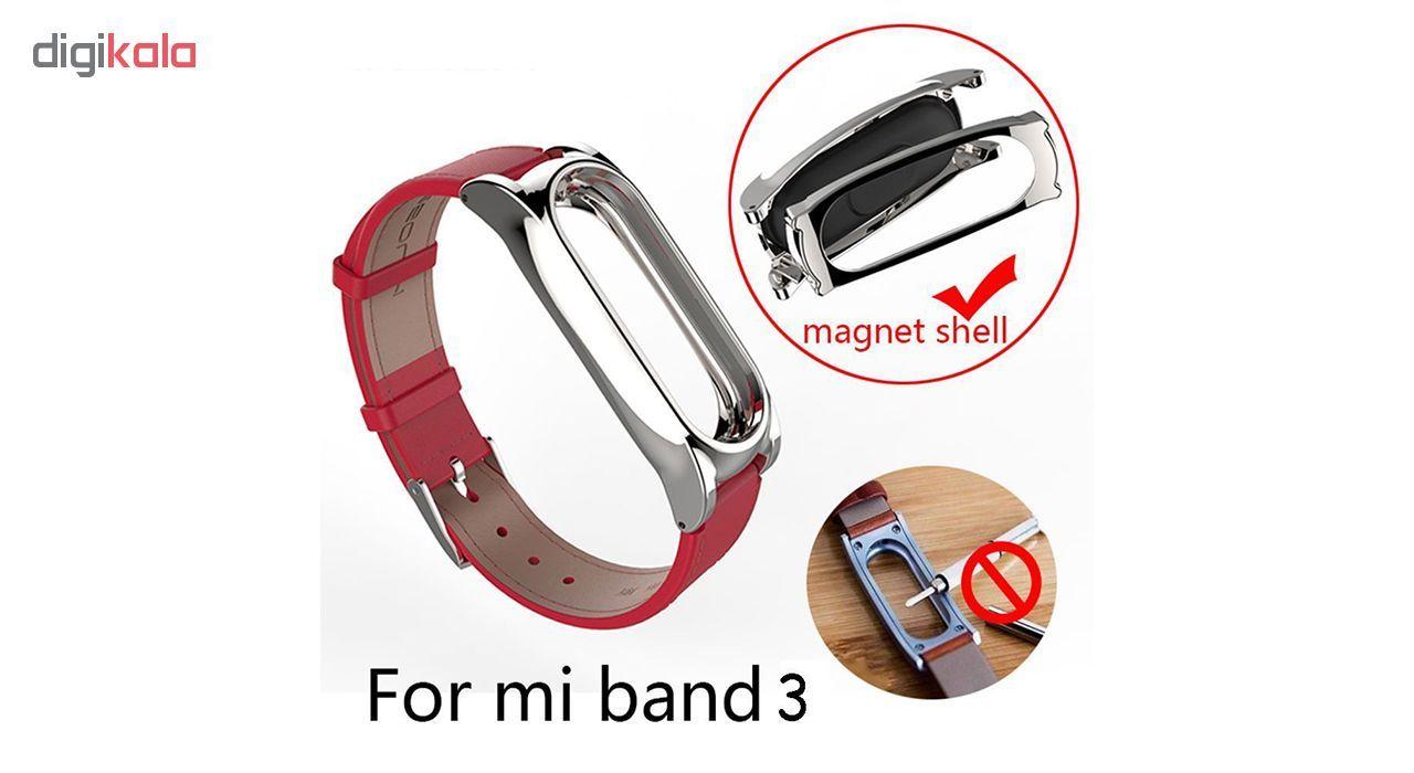 بندمچ بند مدل LTH11 مناسب برای Mi Band 3 main 1 6