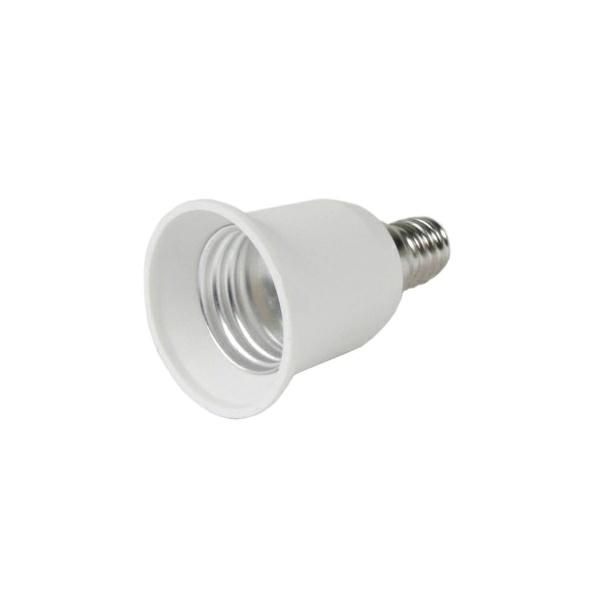 تبدیل سرپیچ لامپ E14  به E27 مدل TSP