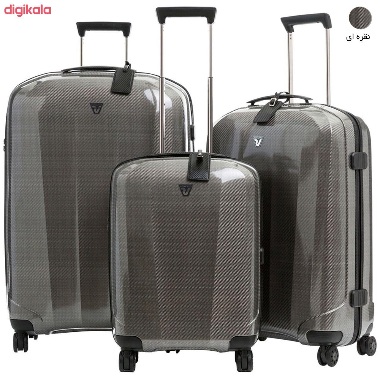 مجموعه سه عددی چمدان رونکاتو مدل 5950 main 1 27