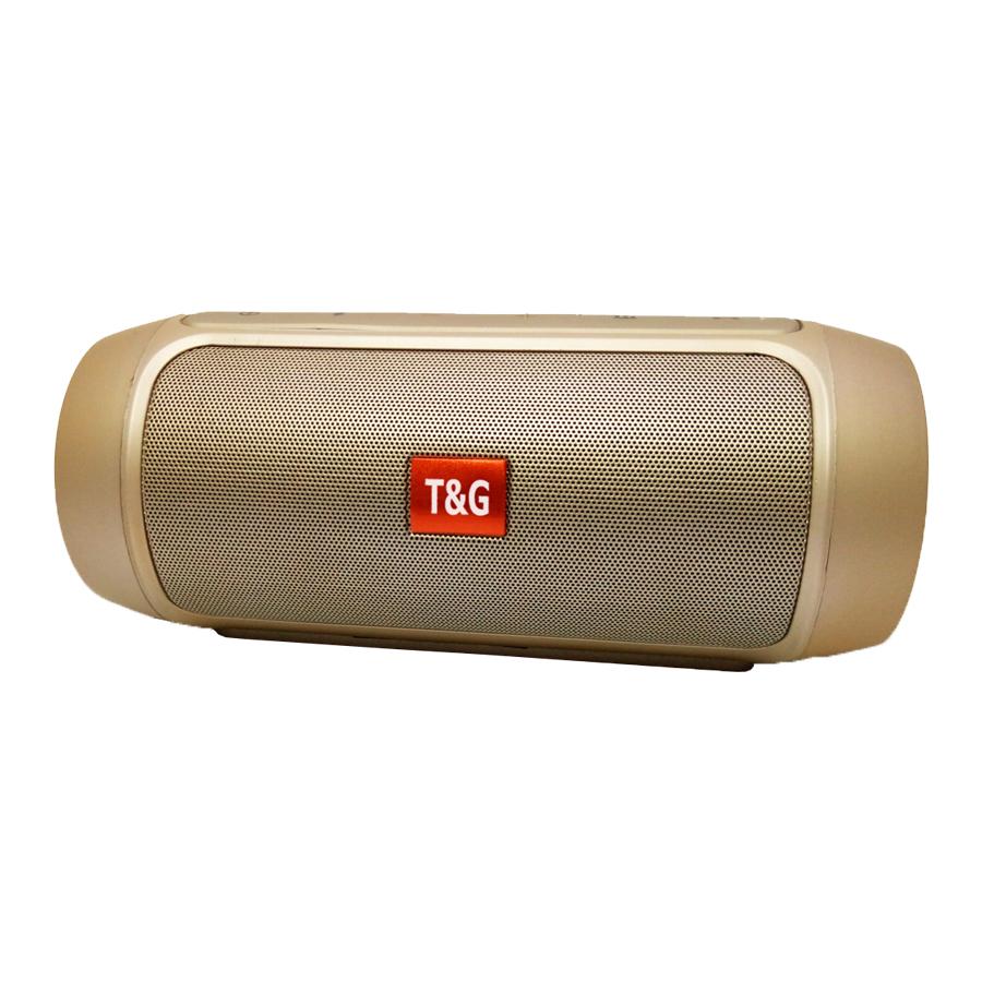 اسپیکر بلوتوثی قابل حمل تی اند جی مدل charge 4