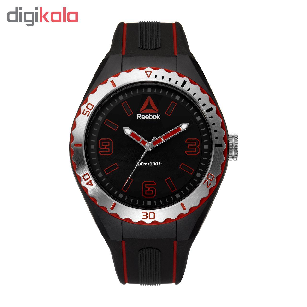 خرید ساعت مچی عقربه ای مردانه ریباک مدل RD-EMO-G2-PBIB-BR