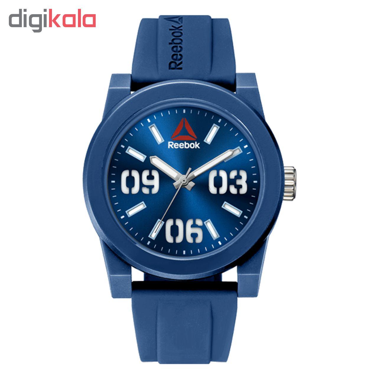 خرید ساعت مچی عقربه ای مردانه ریباک مدل RD-HOO-G2-PNIN-NW