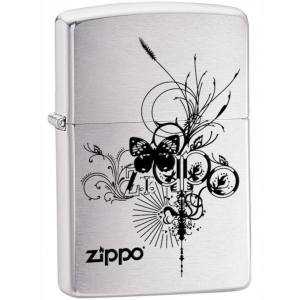 فندک زیپو مدل Zippo Butterfly کد 24800