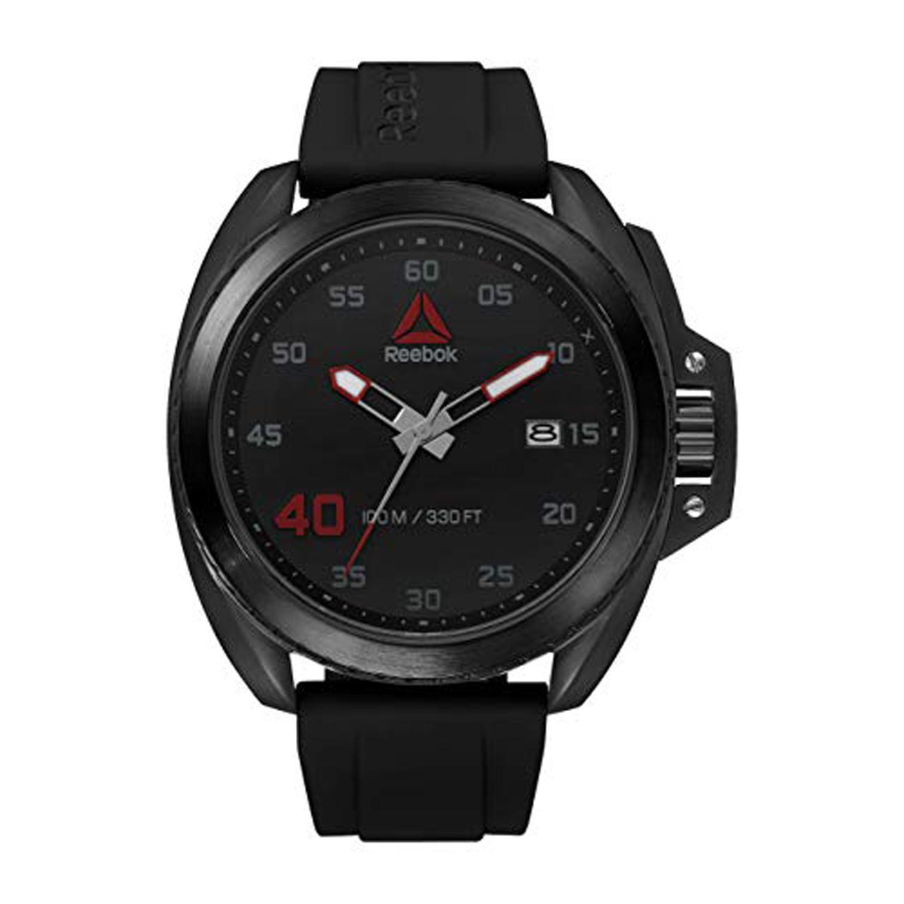 ساعت مچی عقربه ای مردانه ریباک مدل RD-PRO-G3-SBIB-BR 46