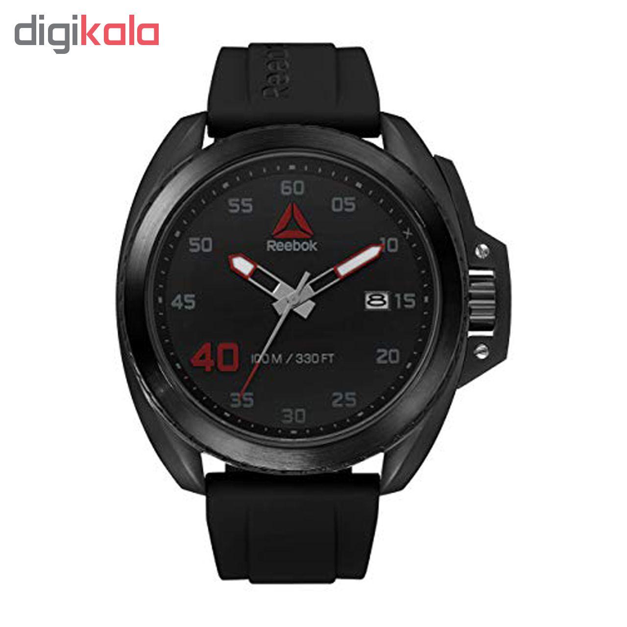 خرید ساعت مچی عقربه ای مردانه ریباک مدل RD-PRO-G3-SBIB-BR