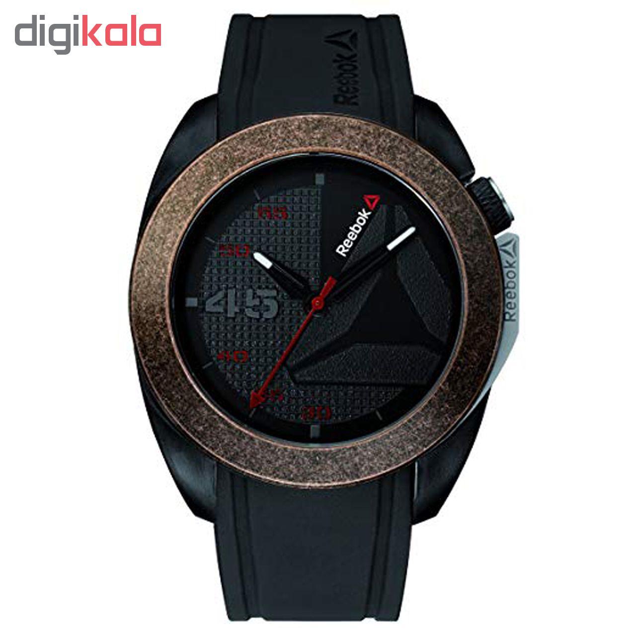 خرید ساعت مچی عقربه ای مردانه ریباک مدل RD-SKO-G2-PBIB-BR