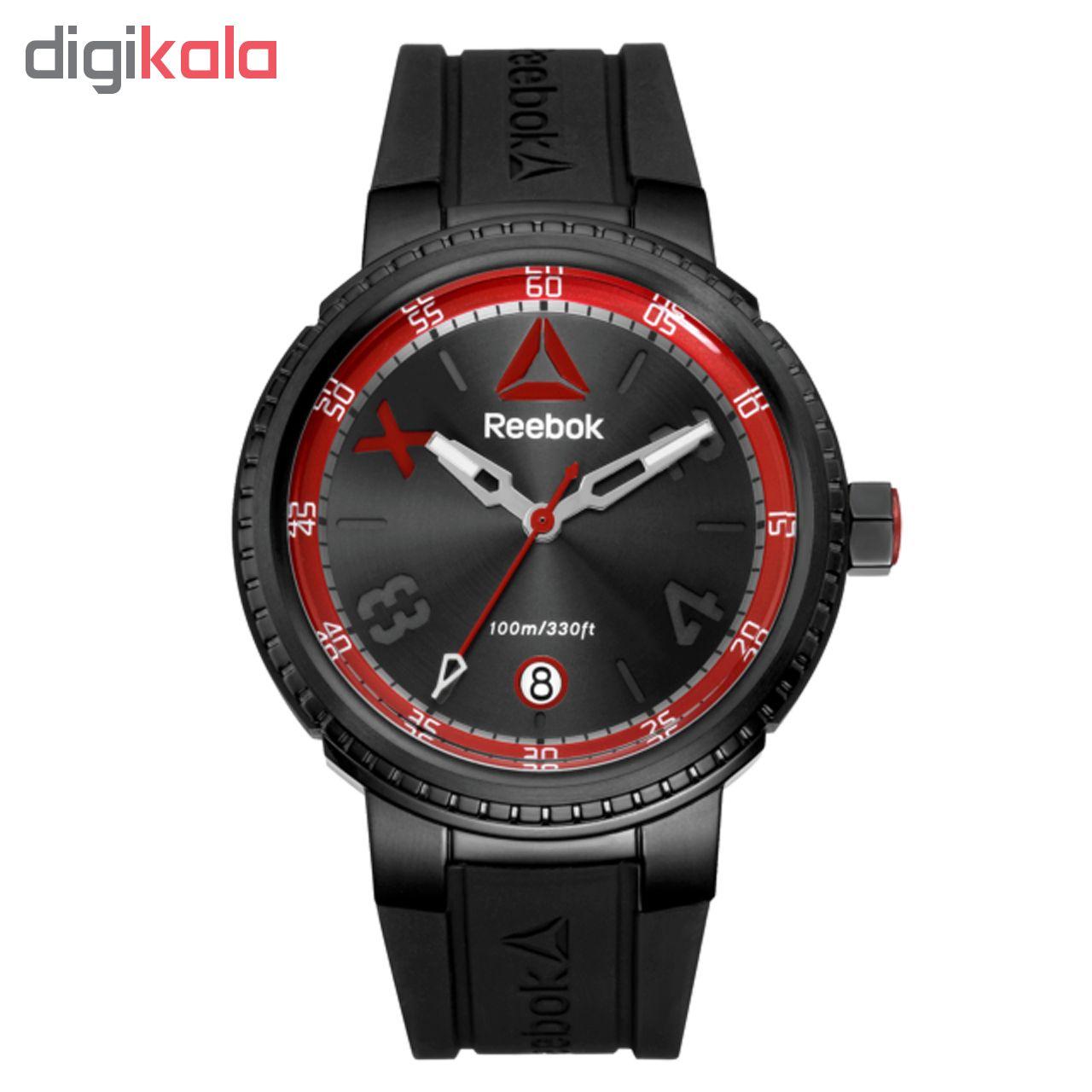 خرید ساعت مچی عقربه ای مردانه ریباک مدل RD-STR-G2-SBIB-BR