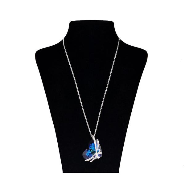 گردنبند زنانه سواروسکی المنتس کد S212210