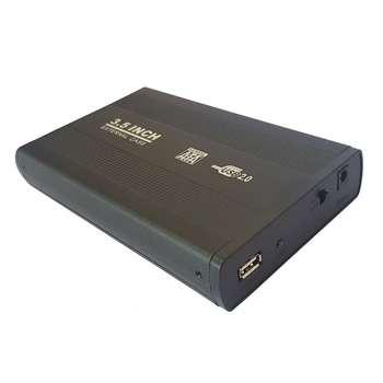 باکس تبدیل SATA به USB 2.0 هارددیسک 3.5 اینچ مدل E22
