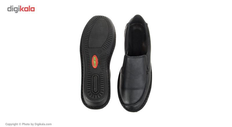 کفش زنانه شیفر مدل 5034F-BL
