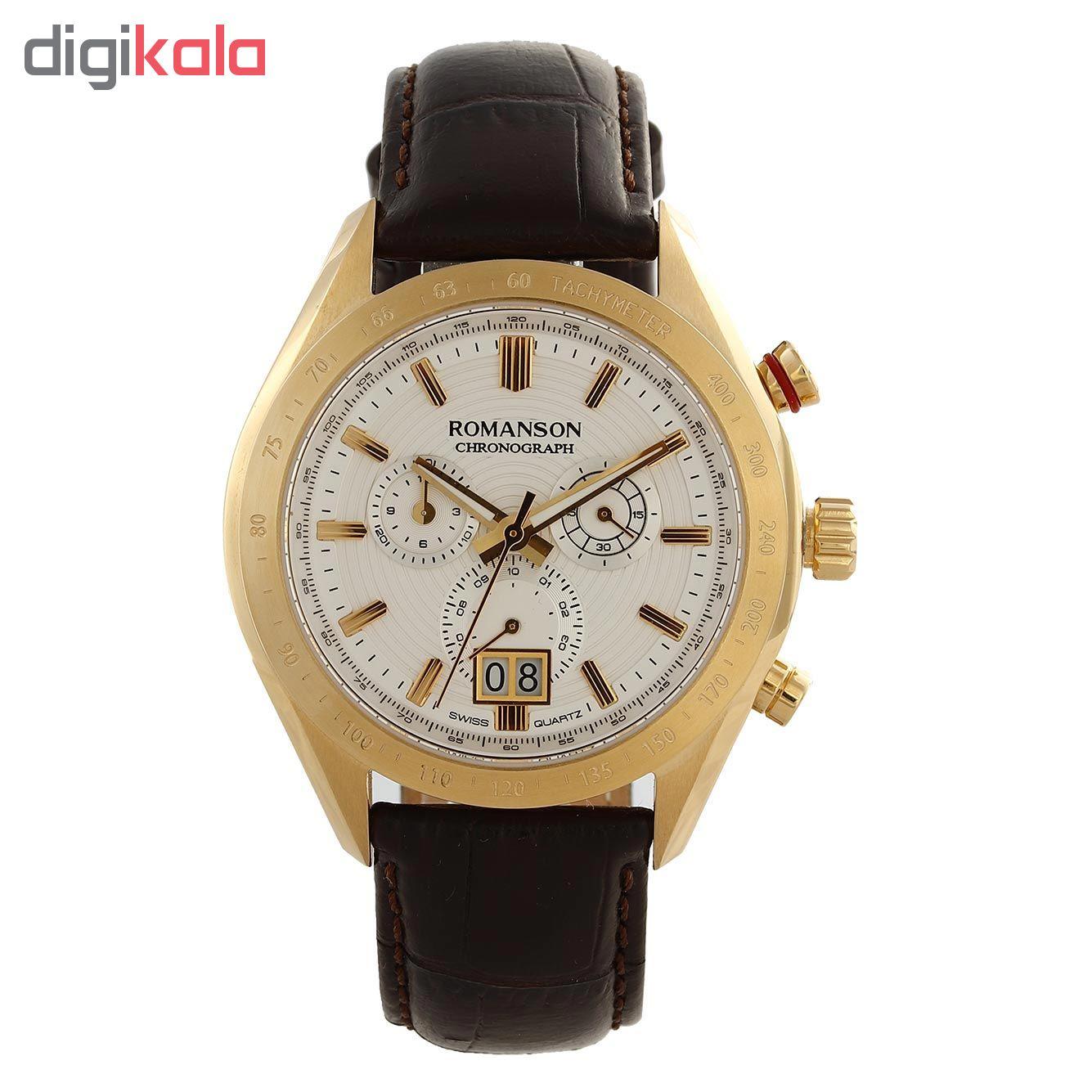 خرید ساعت مچی عقربه ای مردانه رومانسون مدل AL6A06HMNGA1R5