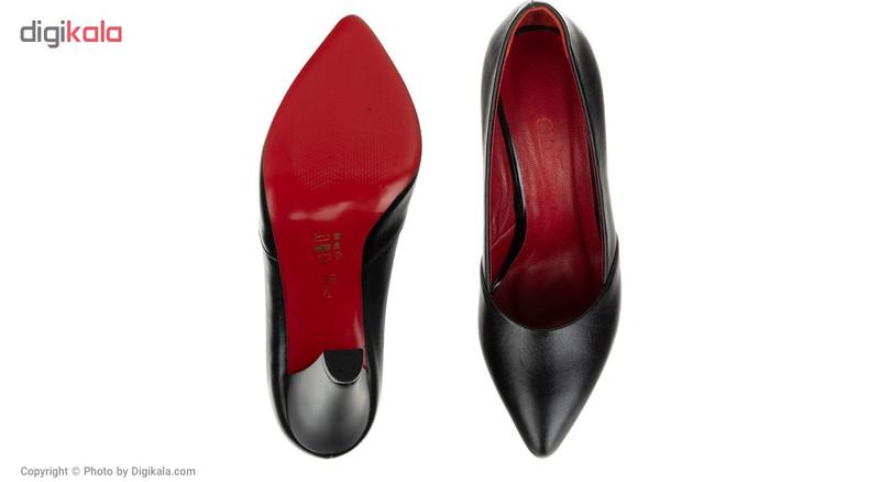 کفش زنانه شیفر مدل 5225A-BL
