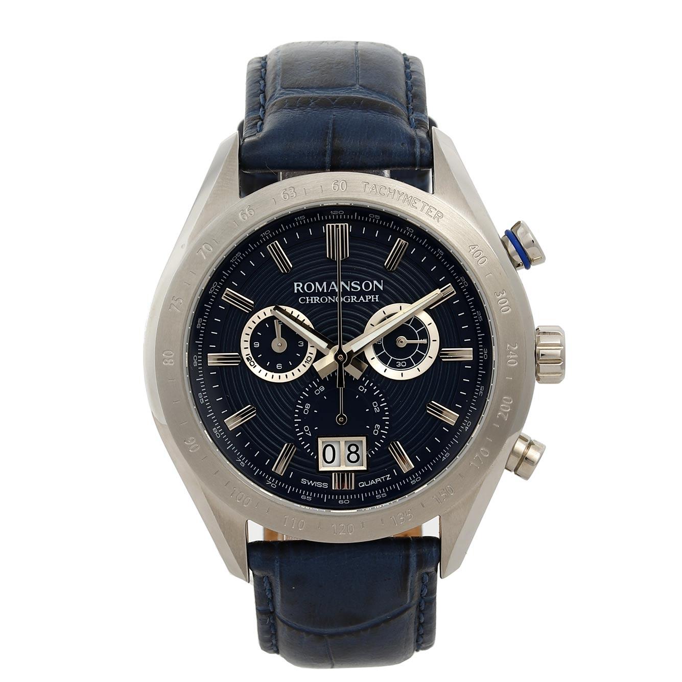 ساعت مچی عقربه ای مردانه رومانسون مدل AL6A06HMUWA4R5 37