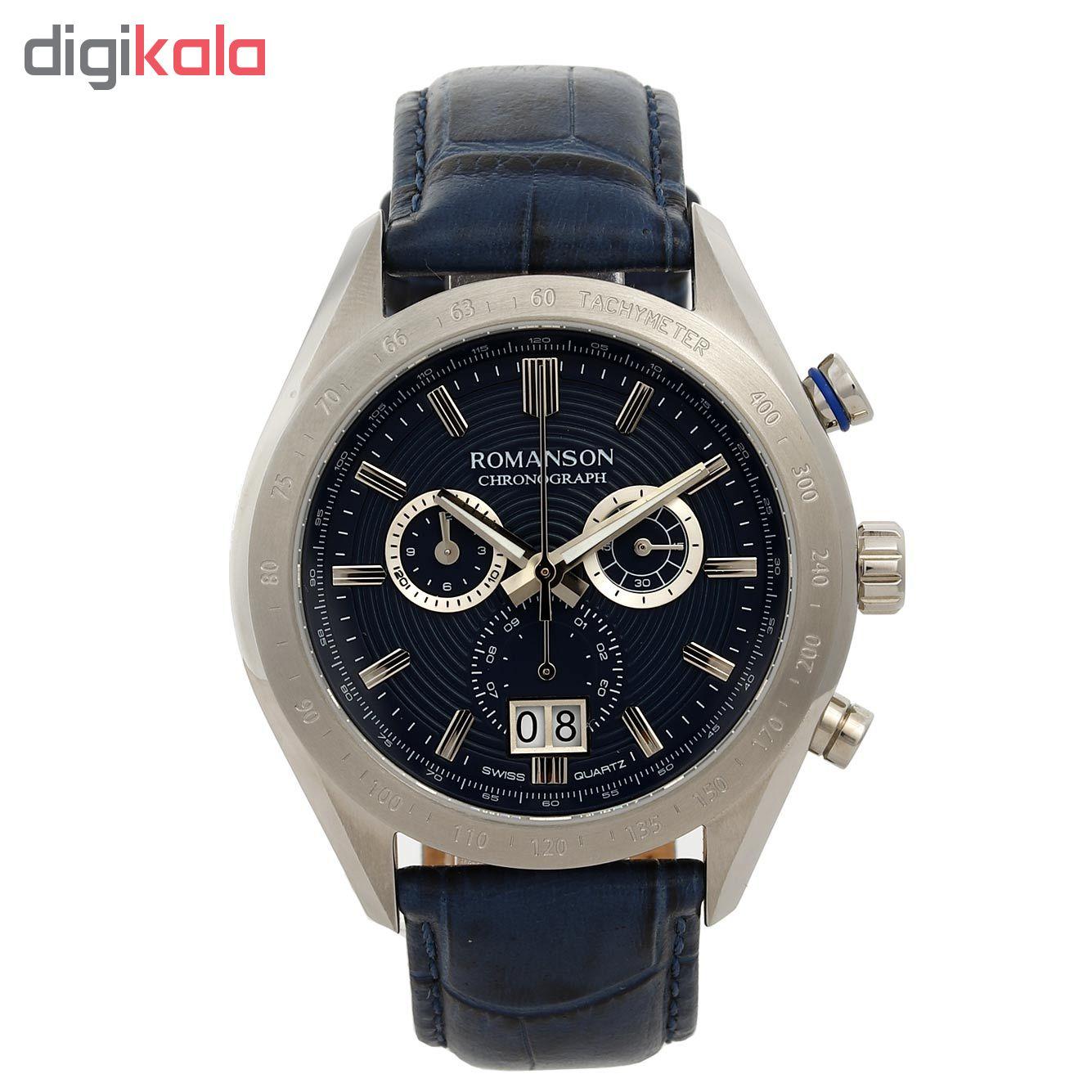 خرید ساعت مچی عقربه ای مردانه رومانسون مدل AL6A06HMUWA4R5