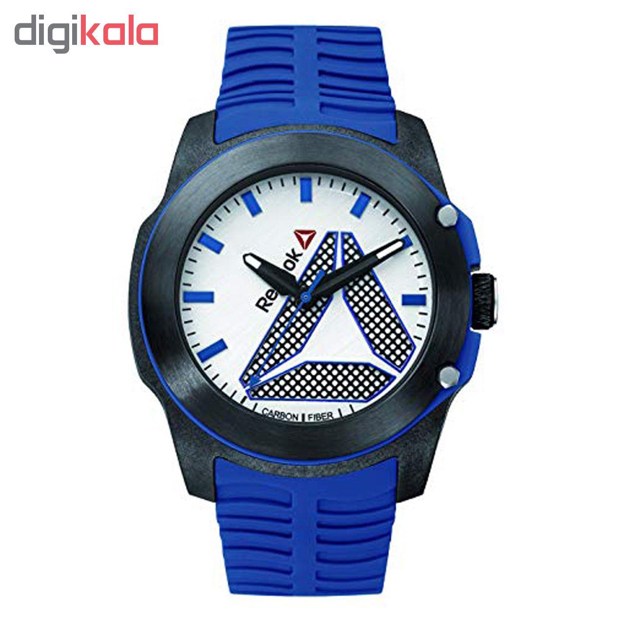 خرید ساعت مچی عقربه ای مردانه ریباک مدل RD-TFL-G2-CBIN-1N
