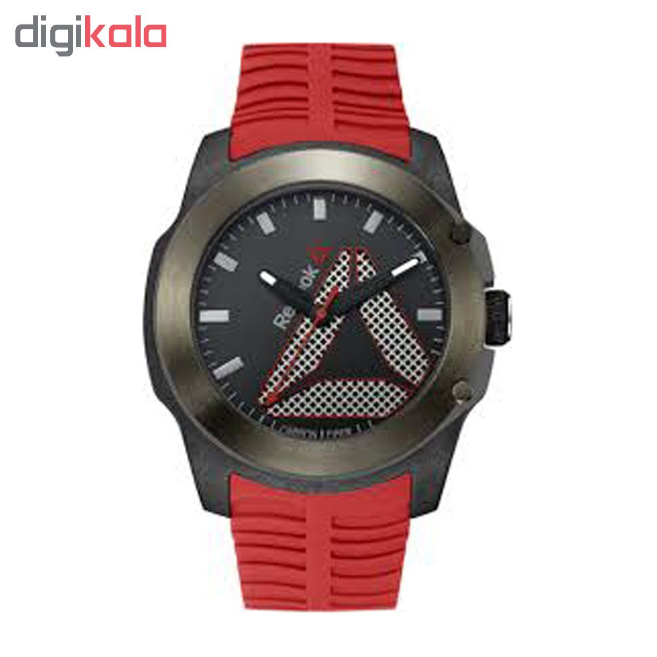 خرید ساعت مچی عقربه ای مردانه ریباک مدل RD-TFL-G2-CBIR-BR
