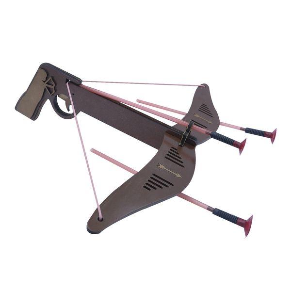 تیر و کمان اسباب بازی مدل تفنگ زوبین