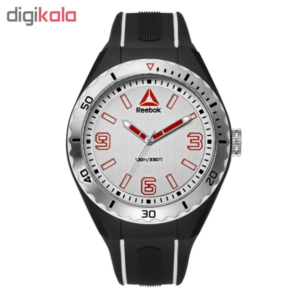 خرید ساعت مچی عقربه ای مردانه ریباک مدل RD-EMO-G2-PBIB-WR