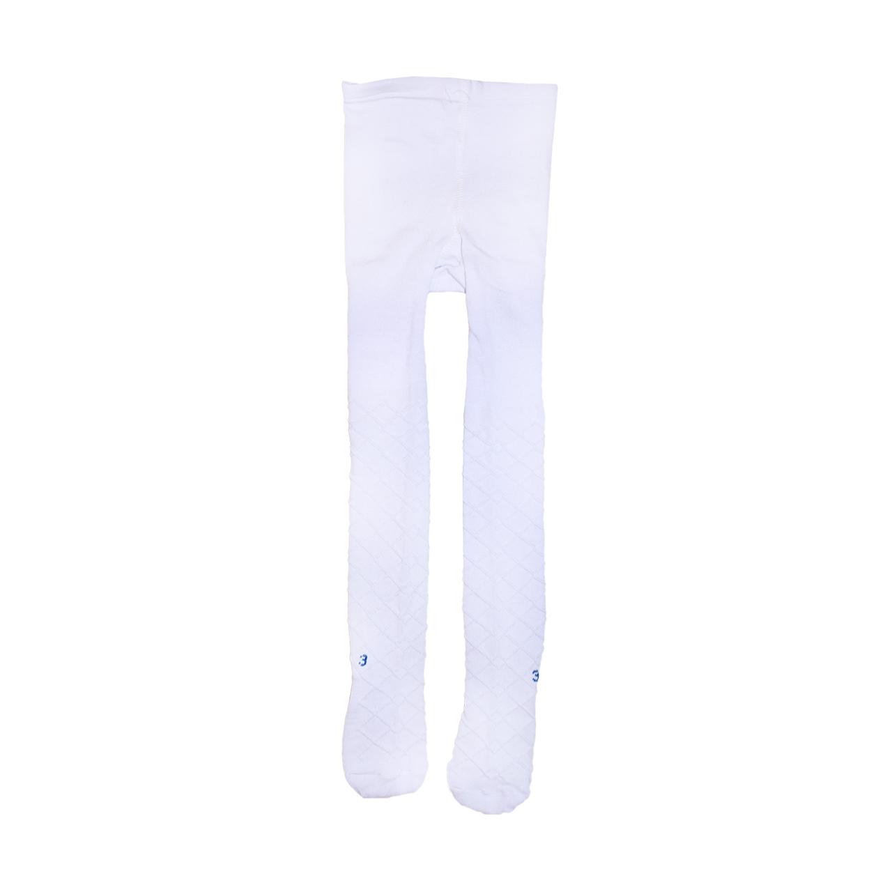 جوراب شلواری بچگانه کنعان مدل قاصدک طرح 06