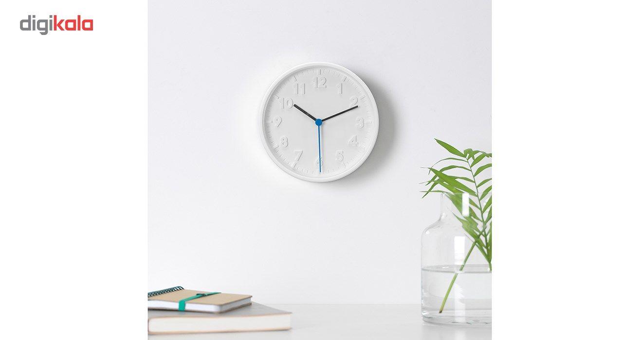 ساعت دیواری ایکیا مدل Stomma main 1 2
