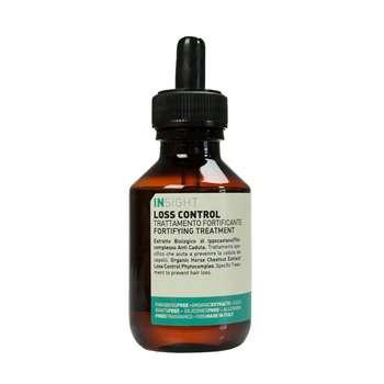 سرم مو ضد ریزش اینسایت مدل Loss Control Fortifying Treatment حجم 100 میلی لیتر