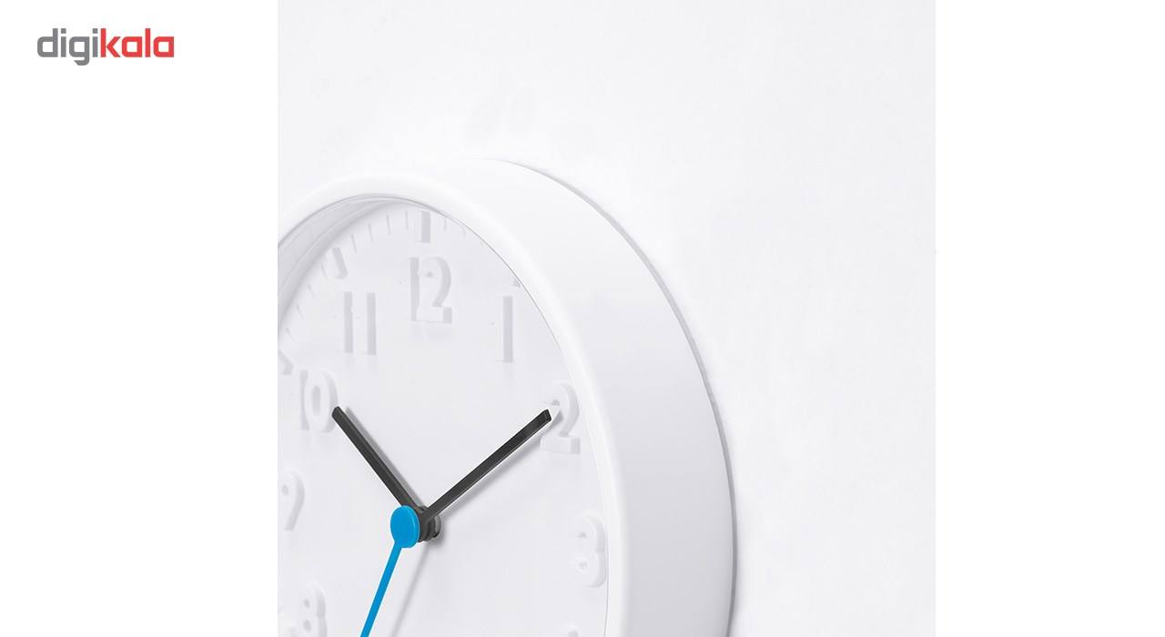 ساعت دیواری ایکیا مدل Stomma main 1 3