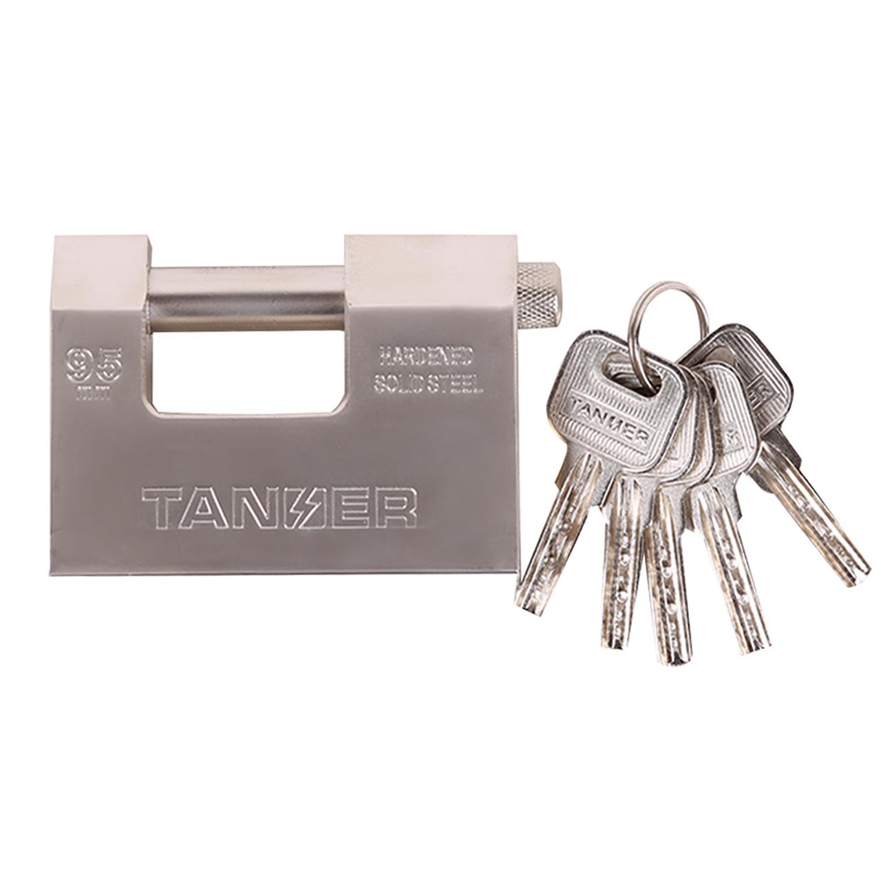 قفل کتابی تنسر مدل TRL-D-295