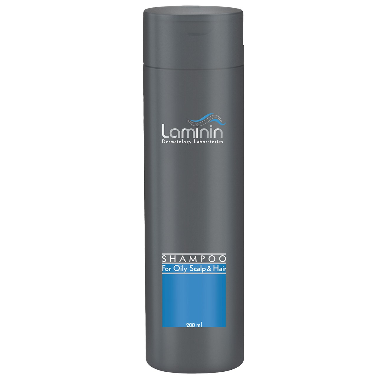 شامپو لامینین مناسب موهای چرب حجم 200 میلی لیتر