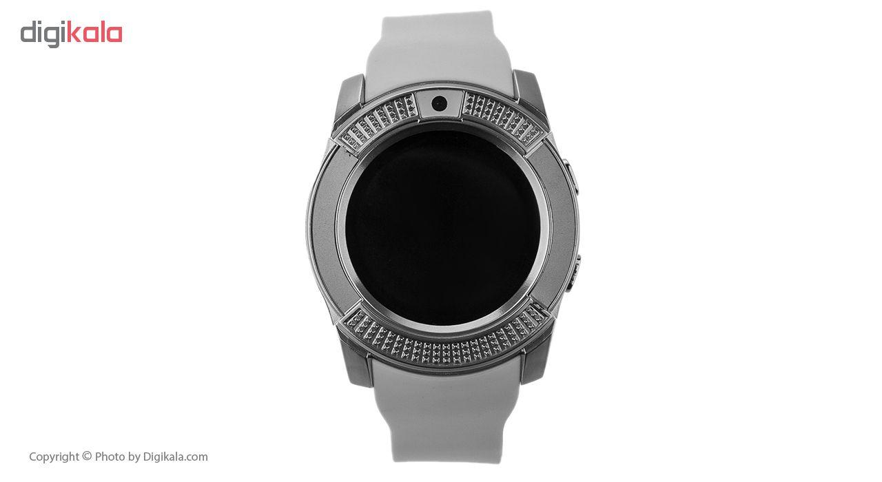 ساعت هوشمند میدسان مدل V8 الف 001