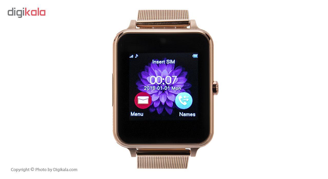 خرید ساعت هوشمند T Series مدل D60 الف 001