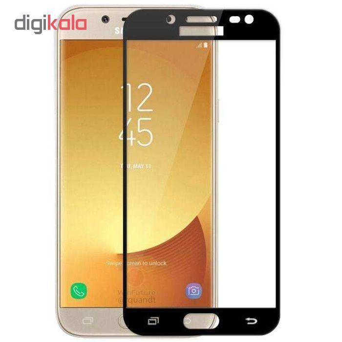محاف صفحه نمایش مدل full cover 3D BEST GLASS مناسب برای گوشی سامسونگ   J5 Pro main 1 1