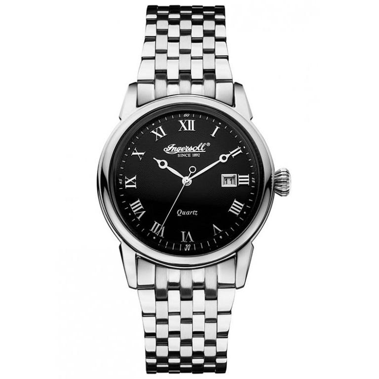 ساعت مچی عقربه ای مردانه اینگرسل مدل INQ030BKSL