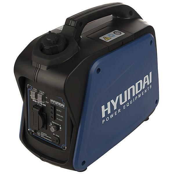 موتور برق هیوندای مدل HG1220-IG کد IG