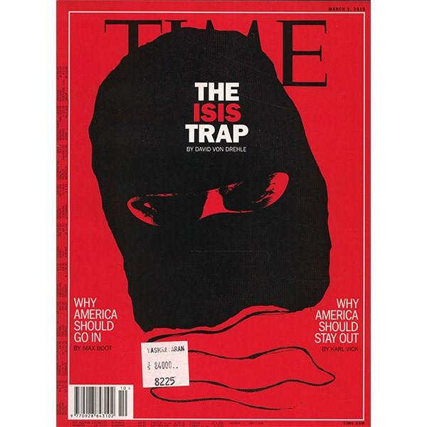 مجله تایم - نهم مارس 2015