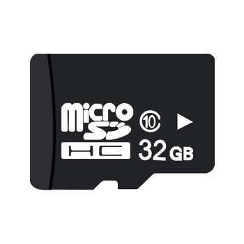 کارت حافظه microSDHC مدل DR8003 کلاس 10استاندارد HC ظرفیت 32 گیگابایت وکیوم آبی به همراه آداپتور SD