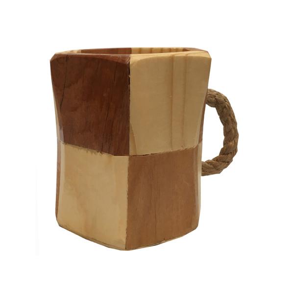 جا قاشقی  چوبی آرونی مدل ESCOSHIA