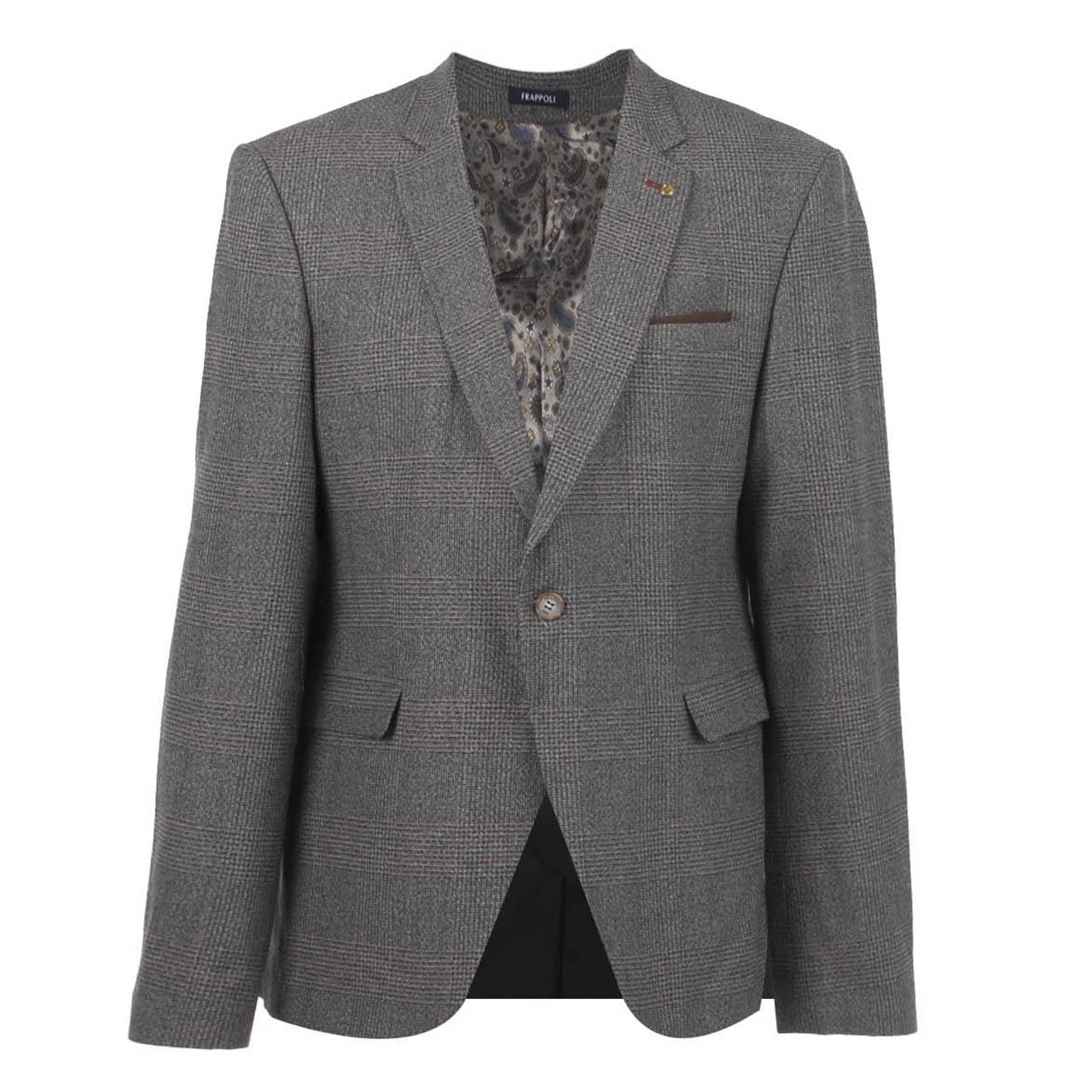 کت تک مردانه فراپولی مدل  34151-bej