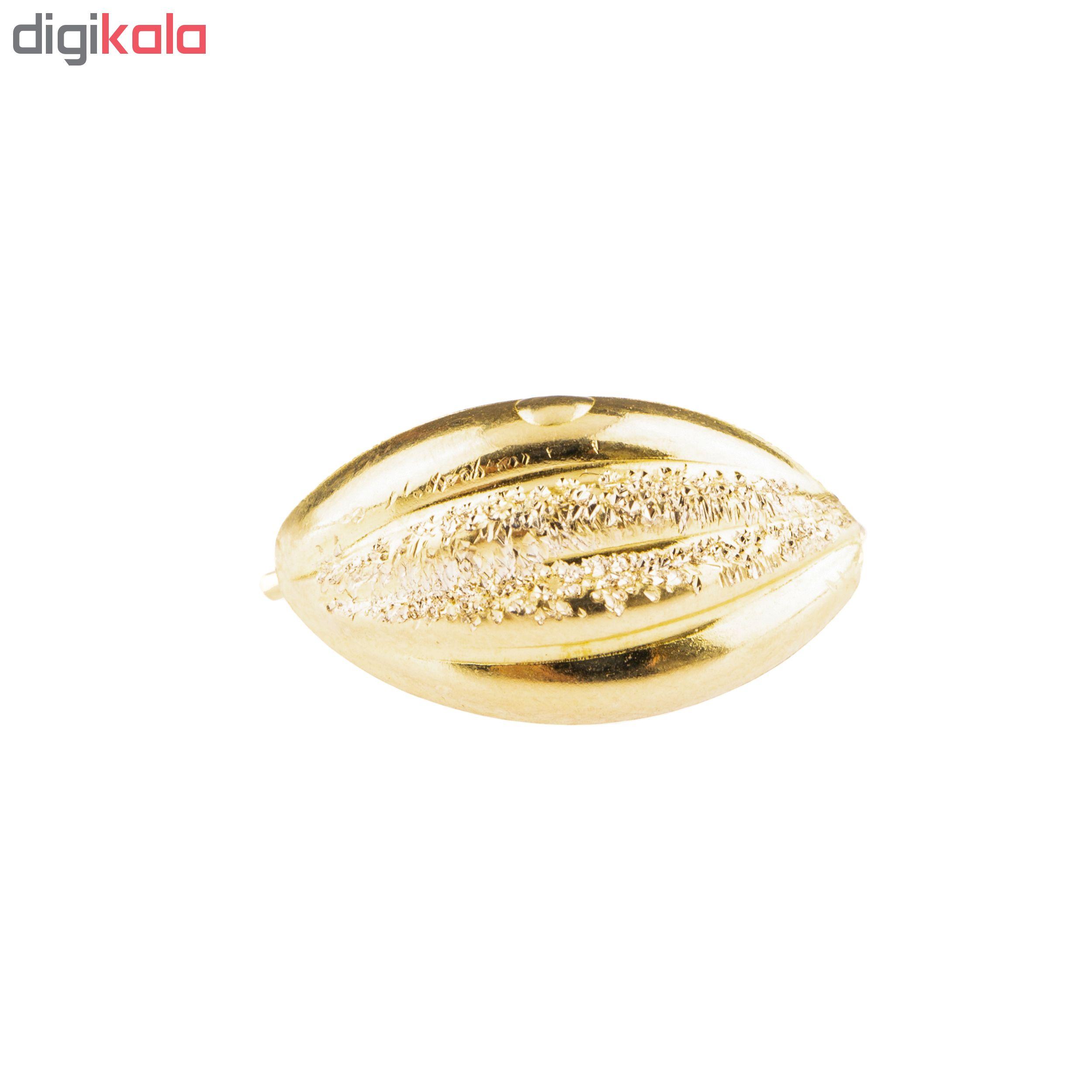 گوشواره طلا 18 عیار کد EH113