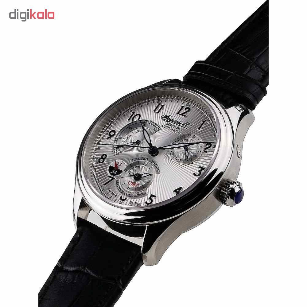 خرید ساعت مچی عقربه ای مردانه اینگرسل مدل IN8410WH