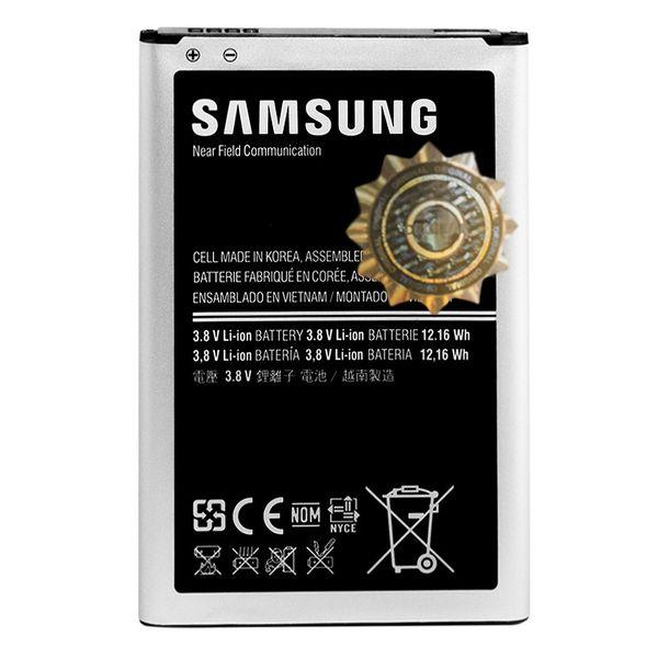 باتری موبایل سامسونگ مدل B800BC با ظرفیت 3200mAh مناسب برای گوشی موبایل Galaxy Note 3   Samsung B800BC 3200mAh Mobile Phone Battery For Galaxy Note 3