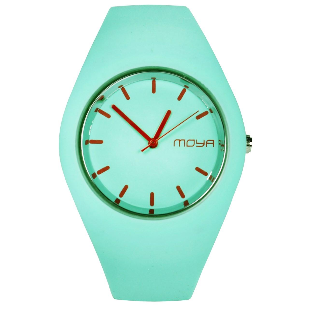 ساعت مچی عقربه ای زنانه مدل Moya-08 دخترانه 43