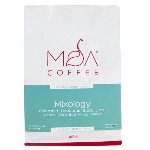 دانه قهوه Mixology موآ مقدار 250 گرم