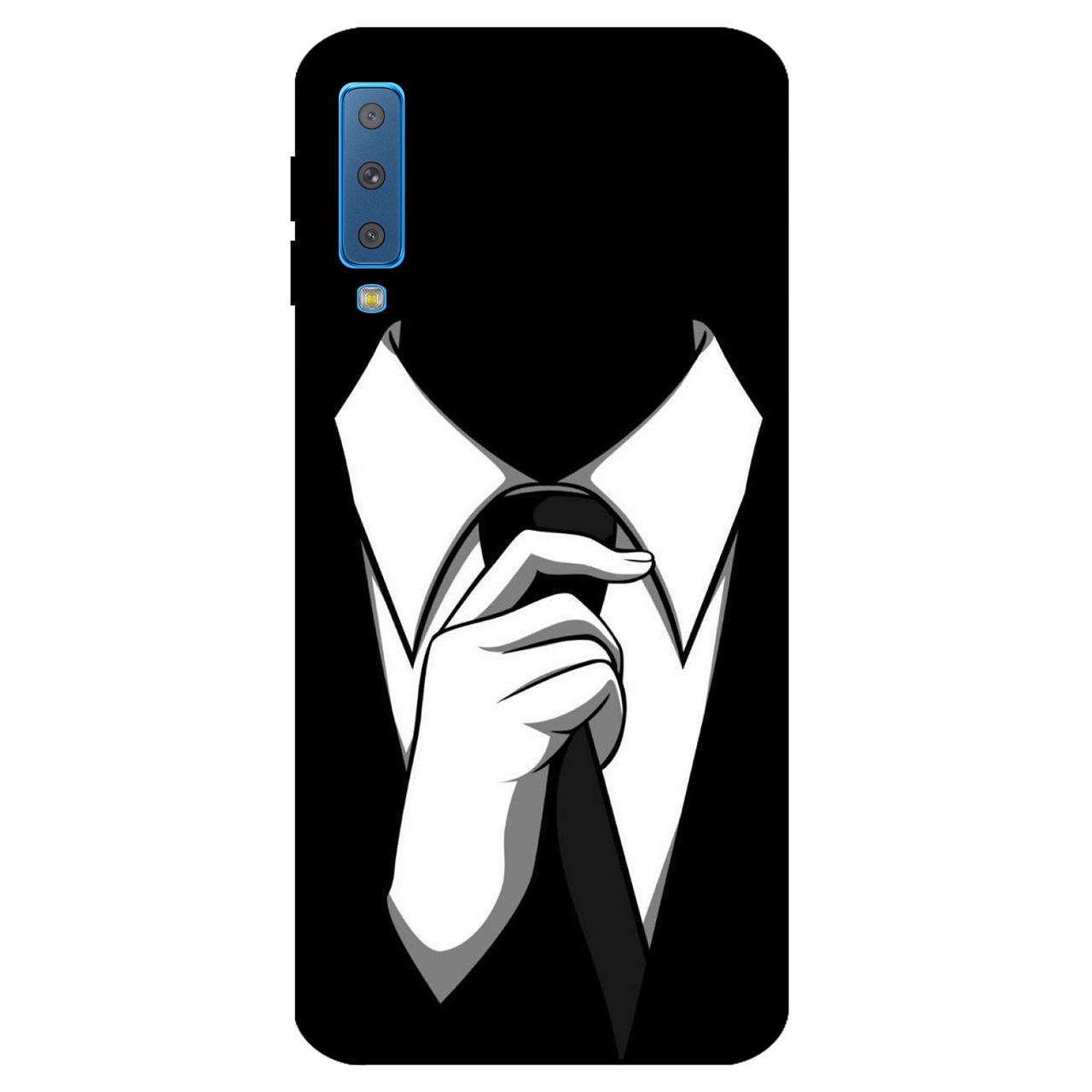 کاور کی اچ مدل 7131 مناسب برای گوشی موبایل سامسونگ A750 - A7 2018