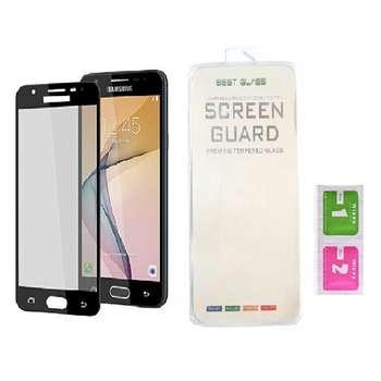 محافظ صفحه نمایش مدل full cover 3D BEST GLASS مناسب برای گوشی سامسونگ J5 Prime