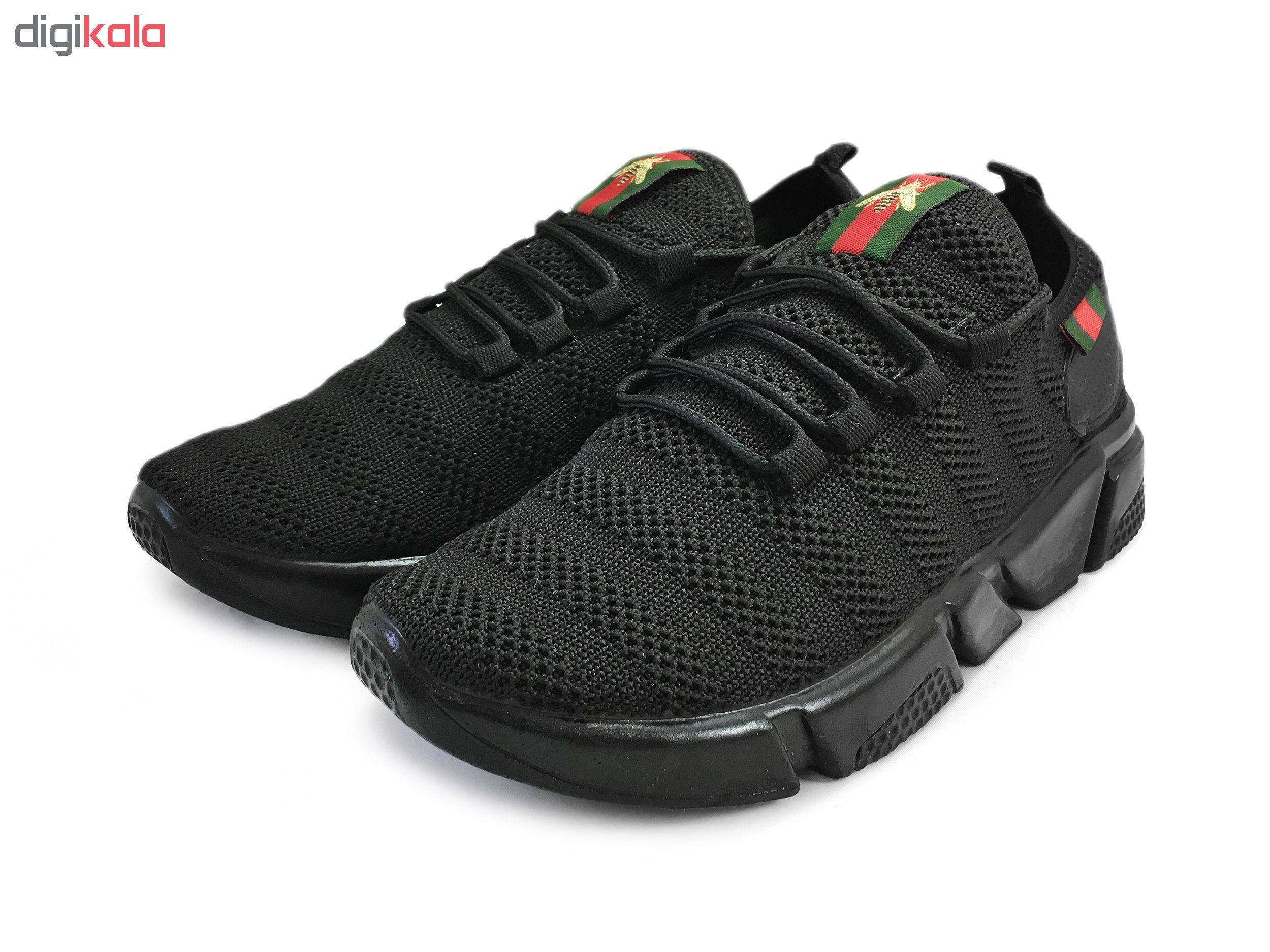 کفش مخصوص پیاده روی مردانه مدل عرشیا کد 3602